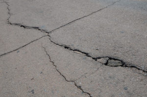 asphalt crack repair